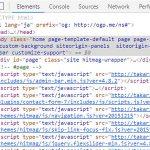 Google chromeのデベロッパーツールはCSSの編集に最適