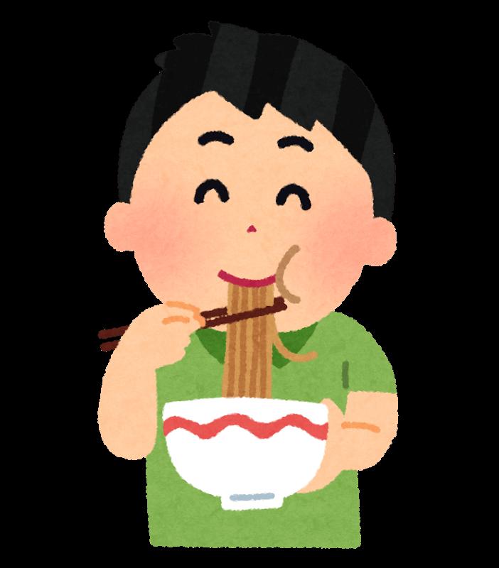 台湾まぜそばを食べる