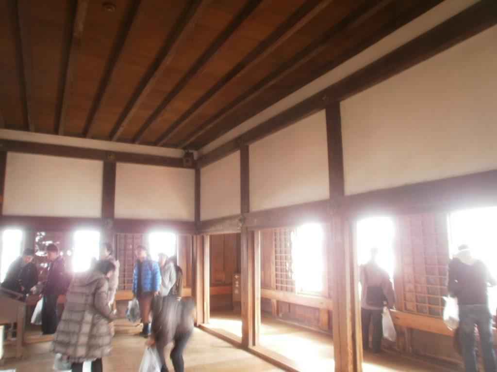 兵庫県姫路城天守閣