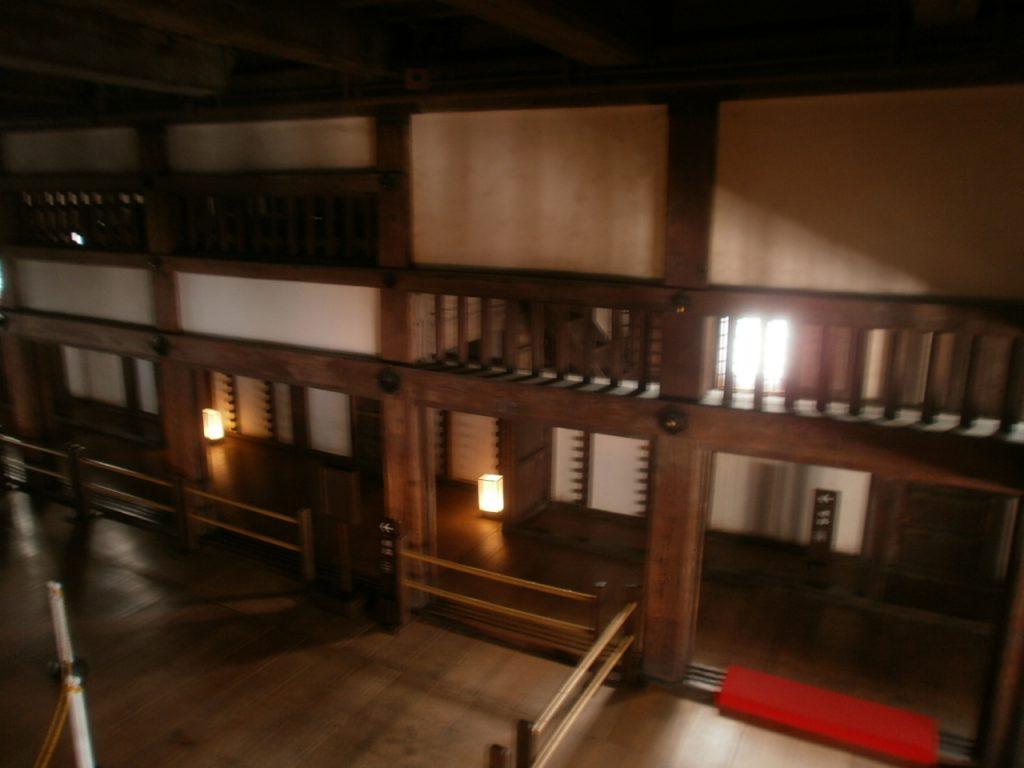 兵庫県姫路城内
