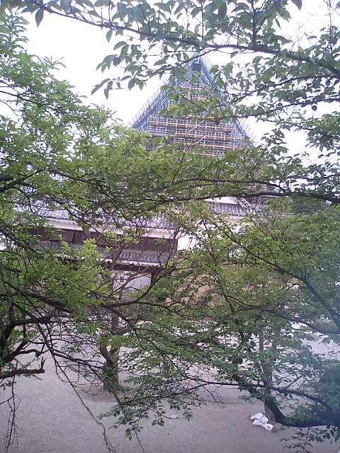 会津若松城(鶴ヶ城)