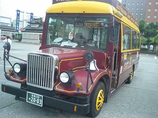 福島県まちなか周遊バス
