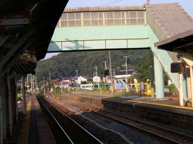 鳥取県山陰本線