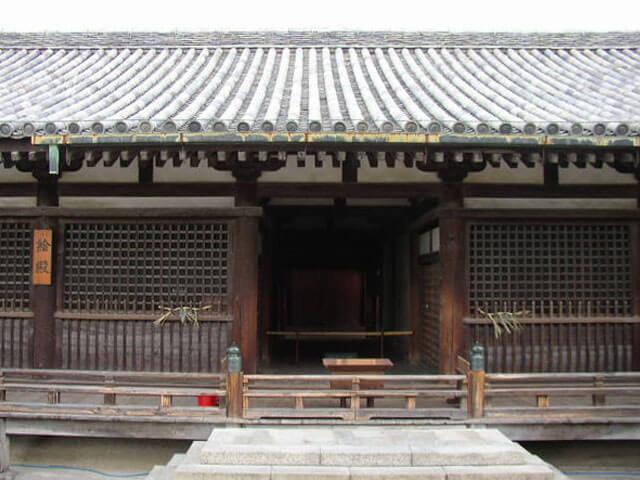 奈良県中宮寺