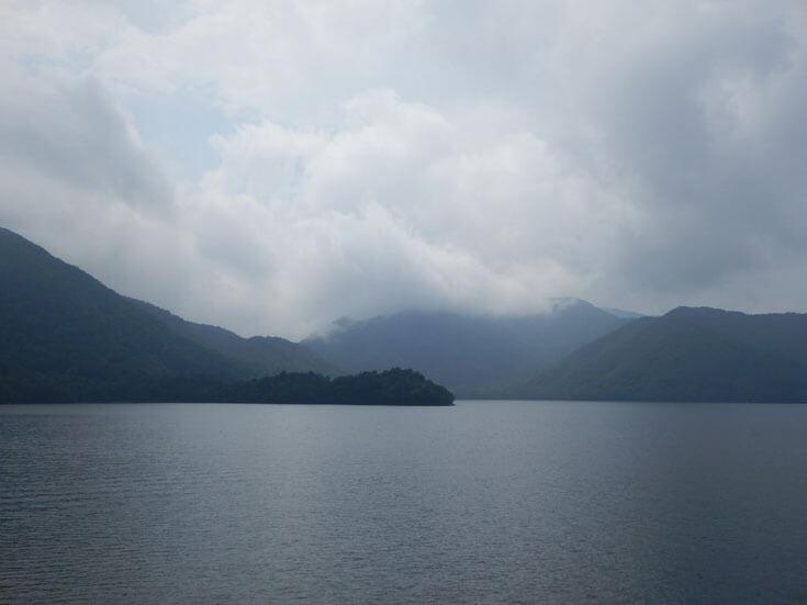 栃木県日光市英国大使館別荘記念公園中禅寺湖