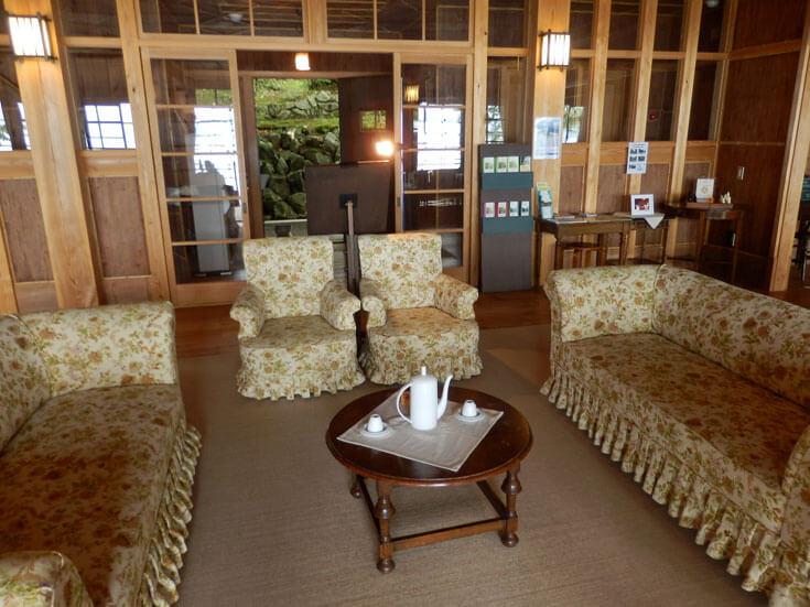 栃木県日光市イタリア大使館別荘記念公園