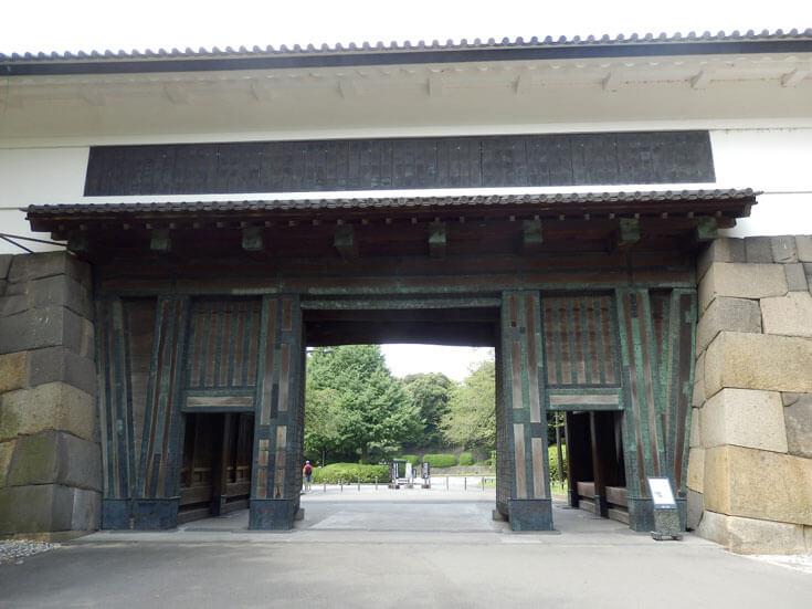 東京都千代田区北の丸公園江戸城田安門