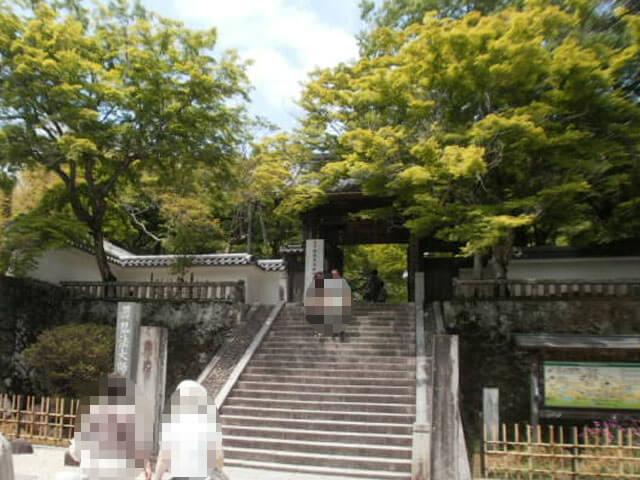 静岡県伊豆下田旅行修善寺山門
