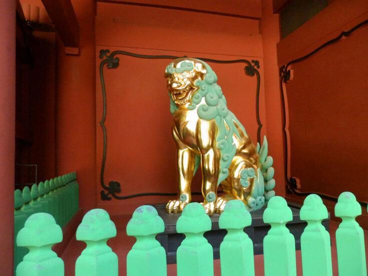 静岡県静岡市の旅行久能山東照宮