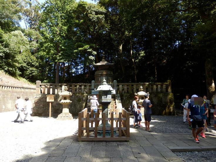 静岡県静岡市の旅行久能山東照宮神廟