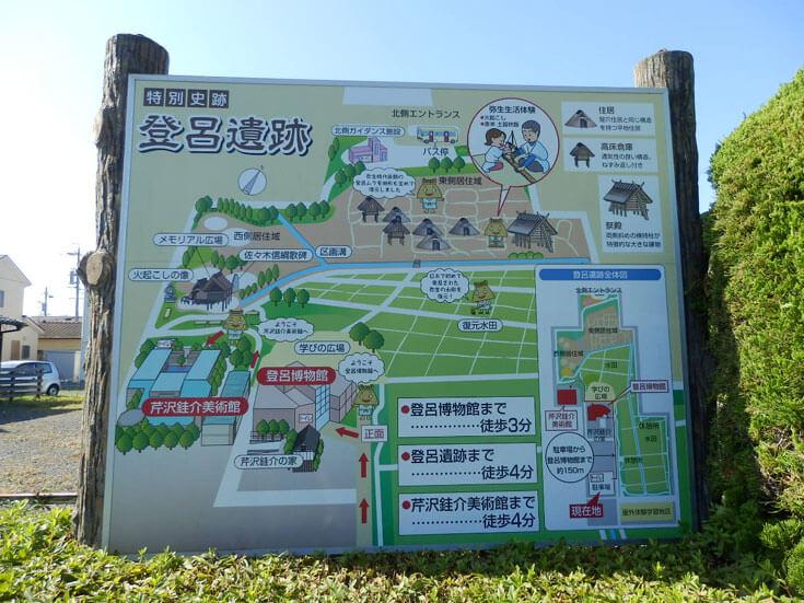 静岡県静岡市の旅行登呂遺跡