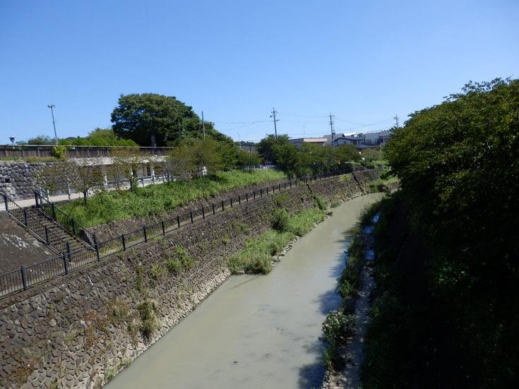 静岡県掛川市の旅行観光逆川