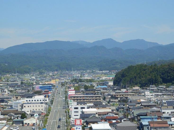 静岡県掛川市の旅行観光掛川城