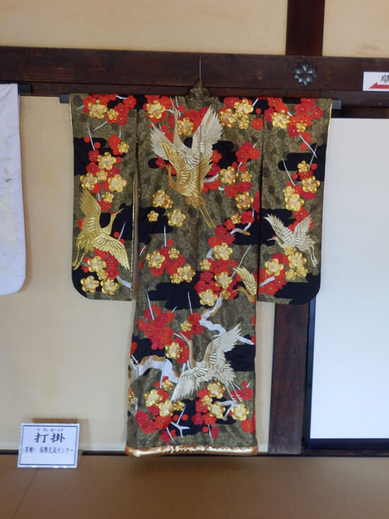 静岡県掛川市の旅行観光掛川城御殿