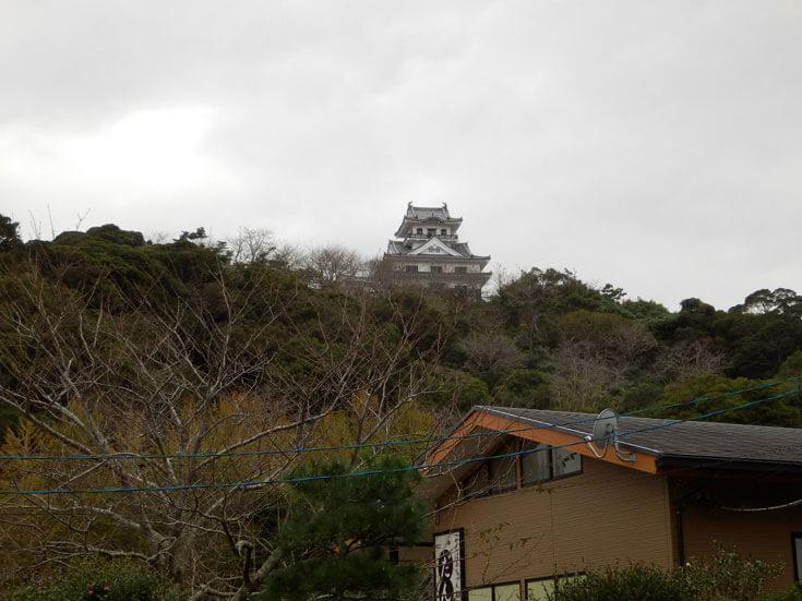 千葉県旅行館山城