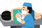 入院と手術