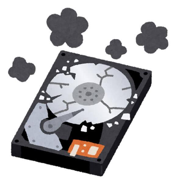 ハードディスク(HD)が壊れた時に復旧する為の最善の対策方法は?